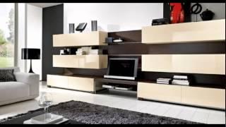 Living Room Storage Cabinet Ideas, Living Room Media Storage Ideas