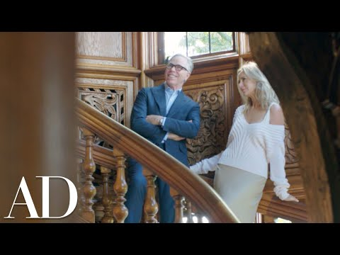 A Room-by-Room Tour of Tommy Hilfiger
