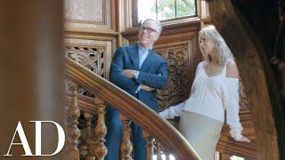 Inside Tommy Hilfiger's Ivy-Covered Connecticut Castle   Celebrity Homes   Architectural Digest