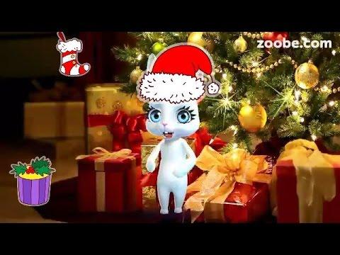 Zoobe Зайка Гадала на Старый Новый Год :-) - Как поздравить с Днем Рождения