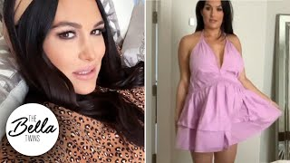PREGNANT and TIRED! The Bella Twins complain together