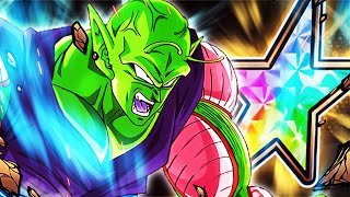 (Dokkan Battle) 100% Rainbow Dokkanfest PHY Piccolo Showcase & Complete Unit Overview!