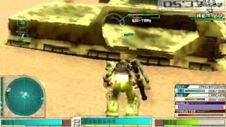 Gundam Assault Survive - U.C. 0079 - Principality Of Zeon - Mission 2