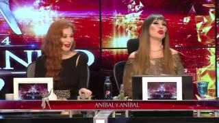 Showmatch 2014 - ¡Estás igual! La increíble imitación a Aníbal Pachano