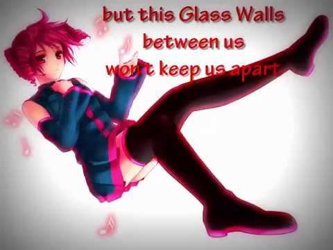 【Kasane Teto】Glass Wall【UTAU】カバー