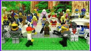 Lego Мультфильм Город Х - 4 сезон ( 8 серия)