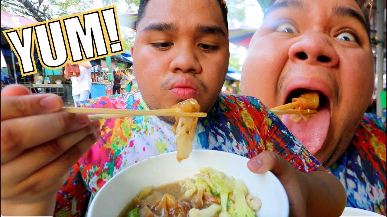 FOODTRIP SA THAILAND (NAKAKAGUTOM BES)| LC VLOGS #161