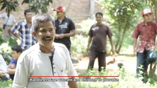 Indonesian Christian Persecution - Islam Demolish Christian Church In Indonesia