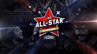 [PT-BR] IWCA - International Wildcard All-Star - Dia 1