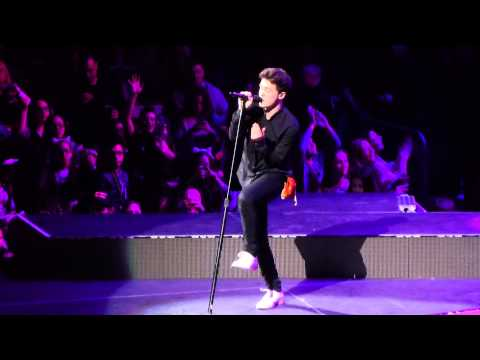 """We All Want the Same Thing"" Rixton@Wells Fargo Center Philadelphia 3/12/15 Honeymoon Tour"