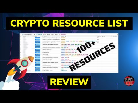 [REVIEW] 100+ Crypto Resources to Learn, Manage, Trade and Earn