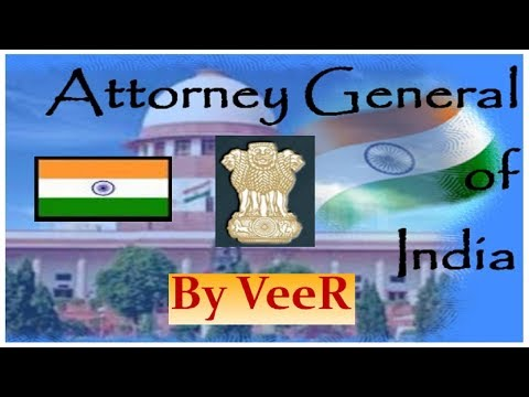 L-74-महान्यायवादी- Attorney General- (Polity- Laxmikanth)(UPSC/ PSC/ IBPS/ SSC)- By VeeR