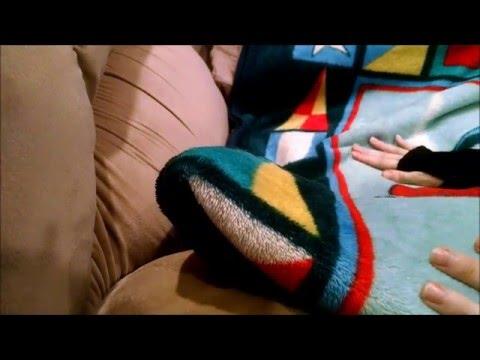 [ASMR] No Talking - Enjoy the Sounds of Different Fabrics ♥