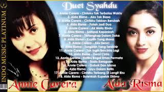 Duet Syahdu Annie Carera & Alda Risma Paling Dikenang Sepanjang Masa - HQ Audio !!!