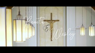 Ranita & Wesley Wedding Highlights