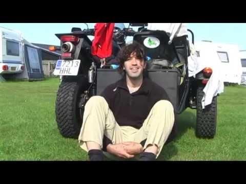 Iceland on Sidecar