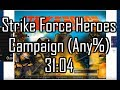 Strike Forces Heroes Speedrun - Any% Campaign 31:04