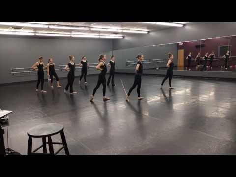 Complete Pointe Piece (ballet shoes) 2.4.17
