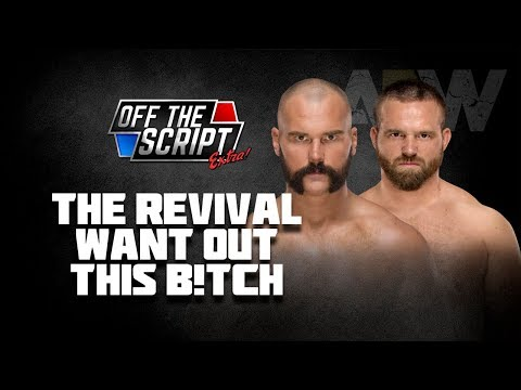 """RANT! The Revival """"Reportedly"""" REQUEST THEIR RELEASE FROM WWE 
