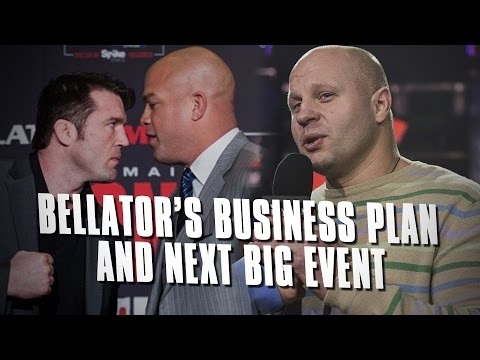 Bellator Business Plan: How Many Events Will Be As Big as Bellator 170?