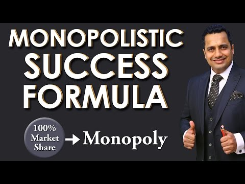 Monopolistic Success Formula Motivational Video For Students In Hindi By Vivek Bindra