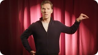 Benedict Cumberbatch Performs