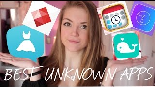 MUST HAVE *UNKNOWN* APPS (What's on my iPhone)