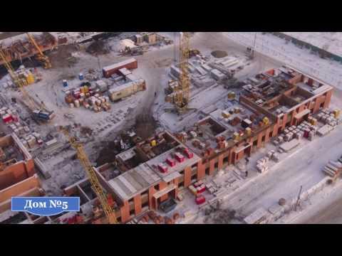 Строительство минирайона Образцово