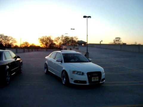 Audi A4 B7 Exhaust Comparison