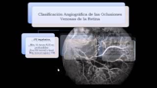 Vasculares retinianas afecciones