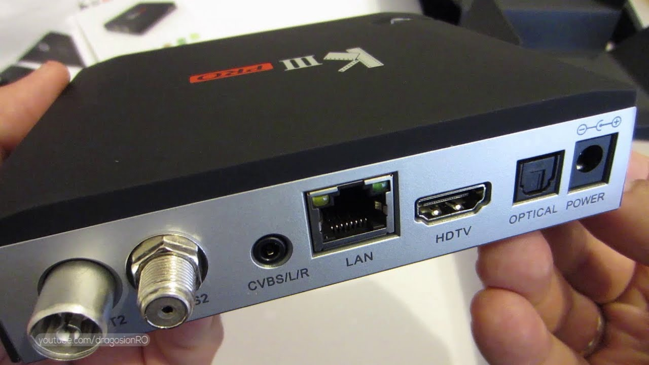Android TV Box That Has Everything - Mecool KIII Pro Unboxing