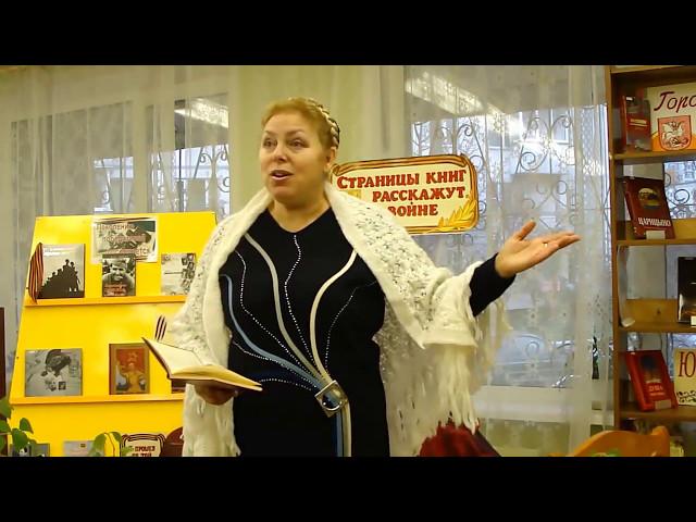 Изображение предпросмотра прочтения – ЛарисаЕрмолинская читает произведение «Снегопад» Д.Самойлова
