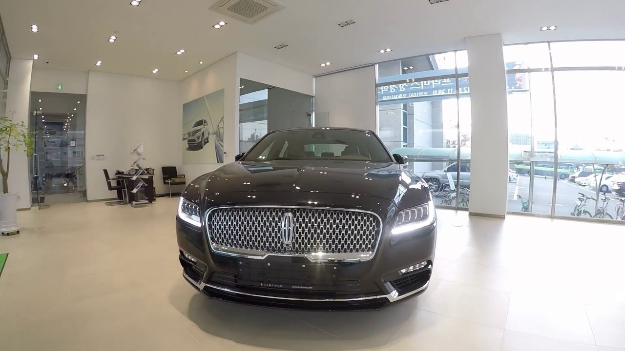 This Is The New 2018 Lincoln Continental Town Car What A Car