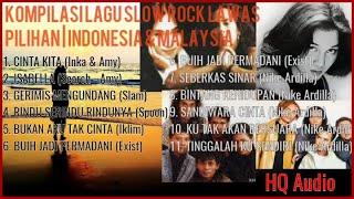 Kompilasi Lagu Lawas Slow Rock Pilihan Indonesia dan Malaysia | DREAMSBUCKET