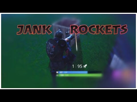 Fortnite montage: Jank Rockets (funny/pro/explosive moment)