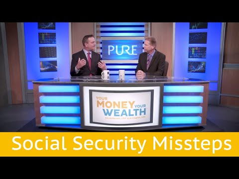 Threats to Your Retirement Income: Social Security Missteps