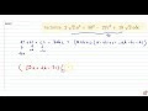 Factorize : `2sqrt(2)a^3+8b^3-27 C^3+18sqrt(2)a B C`