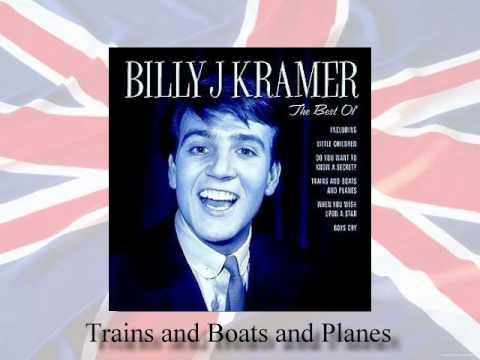 Trains & Boats & Planes - Billy.J.Kramer - Oldies Refreshed Cover