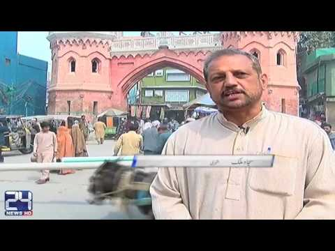Historical Haram Gate in Multan completed with cost of 84 million