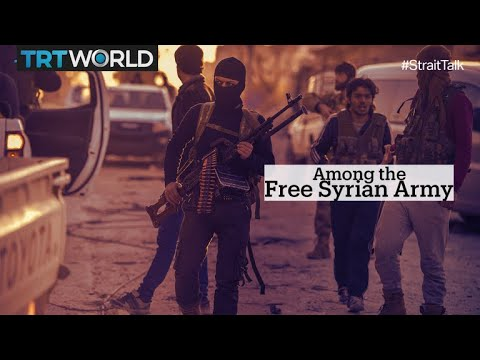 Among the Free Syrian Army | Exclusive
