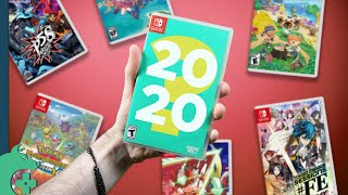 Every Nintendo Switch Game Confirmed for 2020 (and a bunch that are not)