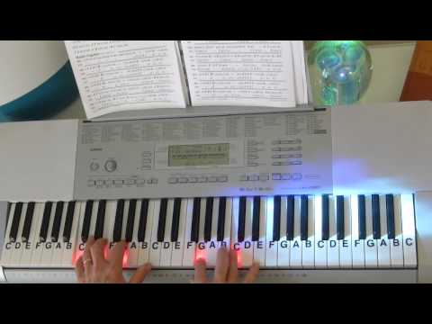 How To Play ~ Last Date ~ Floyd Cramer ~...
