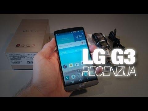 LG G3 Video Recenzija