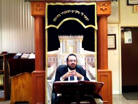 How to build your INNER TEMPLE / Laws of Charity  Modern Halacha