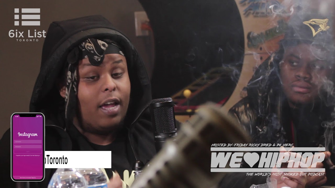 FB (Neat Gang/Wass Gang) [Exclusive Interview] We Love Hip Hop Podcast S2  E61