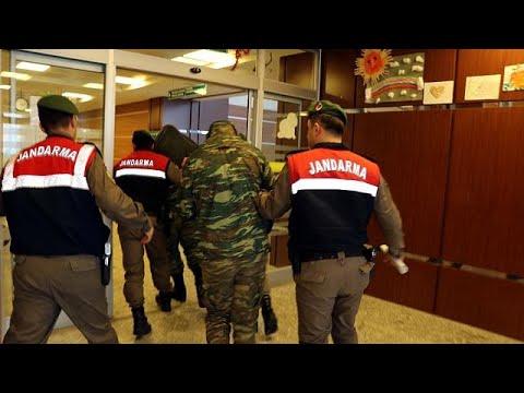 Αγωνία για τους 2 Ελληνες στρατιωτικούς: Δικάζονται σήμερα-Τα τρία σενάρια