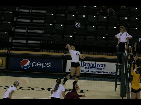 Shannon Hurley Volleyball