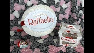 Рафаэлло своими руками, упаковка для подарка  Аленк А