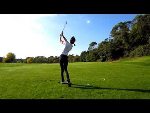 Bourse Golf Etudes Universite USA OverBoarder - Heloise Garcin