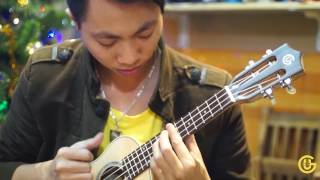 Jingle Bells - Ukulele Fingerstyle (Hoang Luu)